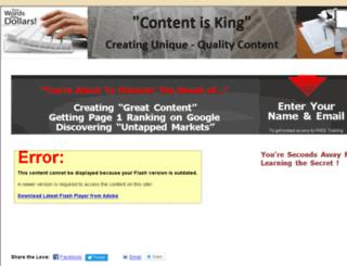 how-to-write-an-article.org screenshot