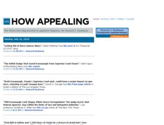 howappealing.law.com screenshot