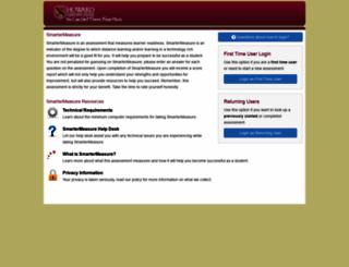 howardcc.smartermeasure.com screenshot