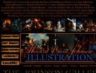 howarddavidjohnson.com screenshot