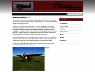 howarddga.com screenshot