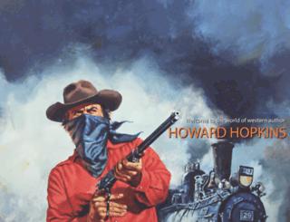 howardhopkins.com screenshot