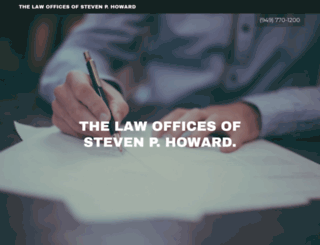howardoclaw.com screenshot