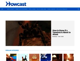 howcast.com screenshot