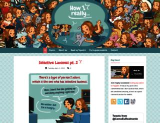 howireally.com screenshot