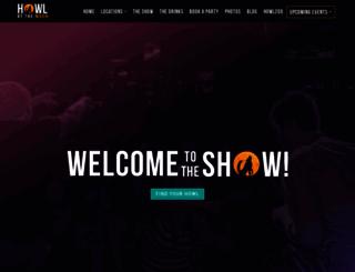 howlatthemoon.com screenshot