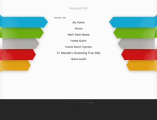 howloud.net screenshot