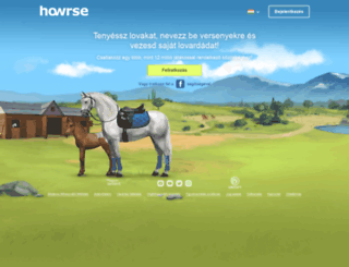howrse.hu screenshot