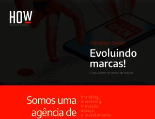 howse.com.br screenshot