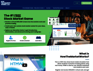 howthemarketworks.com screenshot