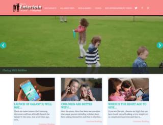 howtoentertainyourtoddler.com screenshot
