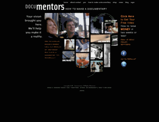 howtomake-a-documentary.com screenshot