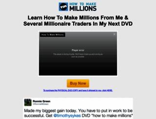 howtomakemillions.com screenshot