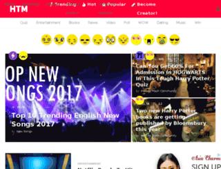 howtomash.com screenshot