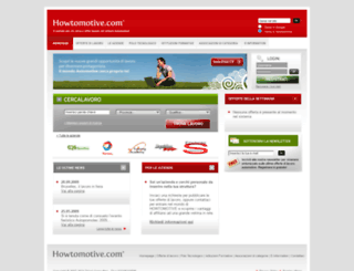 howtomotive.com screenshot