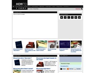 howtoprint.com screenshot