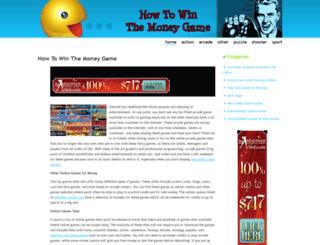 howtowinthemoneygame.com screenshot