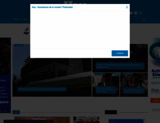 hoy.com.do screenshot