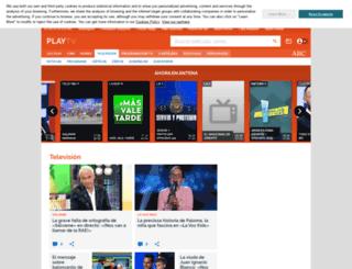 hoy.laguiatv.com screenshot