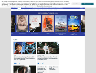 hoycinema.com screenshot