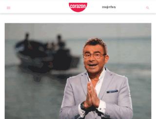 hoycorazon.com screenshot