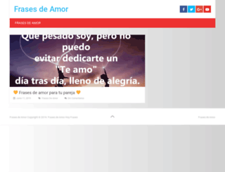 hoyfrases.com screenshot