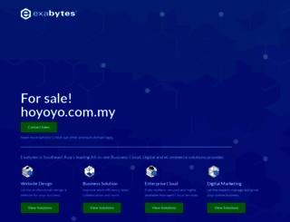 hoyoyo.com.my screenshot