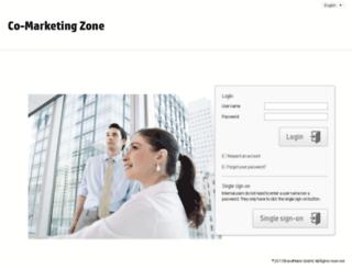 hp.brandmaker.com screenshot