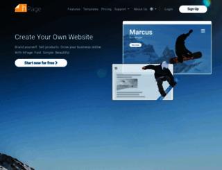hpage.com screenshot