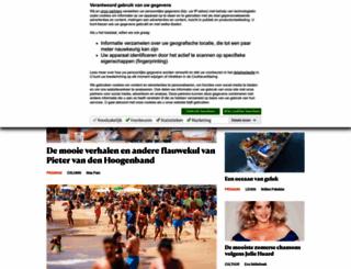 hpdetijd.nl screenshot