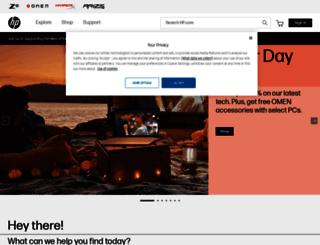 hpdriver.com screenshot