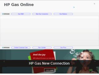 hpgasonline.com screenshot