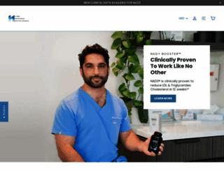 hpnsupplements.com screenshot