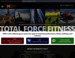 hprc-online.org screenshot
