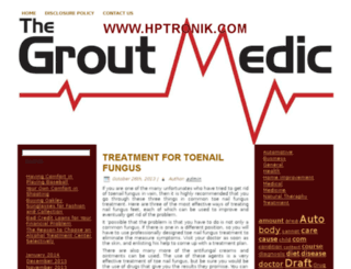hptronik.com screenshot