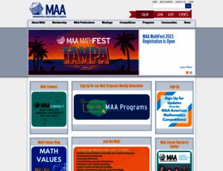 hq.maa.org screenshot