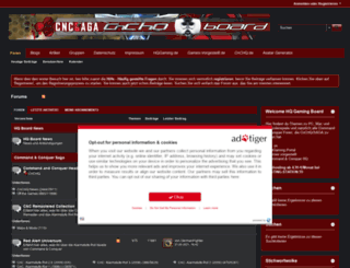 hqboard.net screenshot