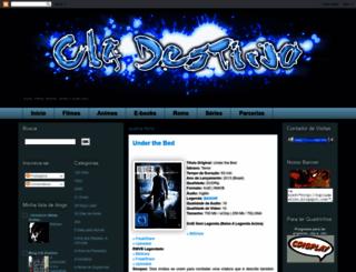 hqcladestino.blogspot.com screenshot