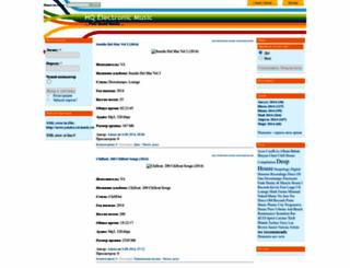 hqelectronicmusic.org.ua screenshot