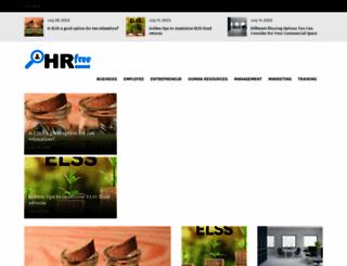 hr-free.com screenshot