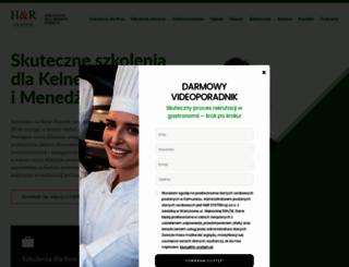hr-system.pl screenshot