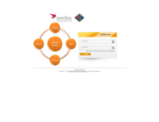 hr.astellas.co.id screenshot