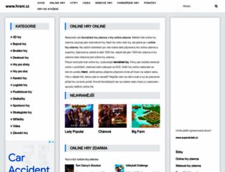 hrani.cz screenshot