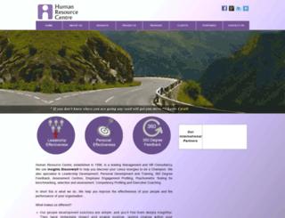hrc.co.in screenshot