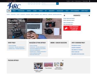 hrc.pl screenshot