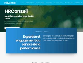 hrconseil.com screenshot