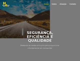 hrentregacerta.com.br screenshot