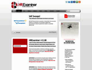 hrexaminer.com screenshot