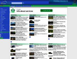 hribi.net screenshot