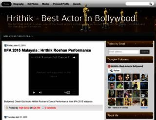 hrithikspecial.blogspot.com screenshot